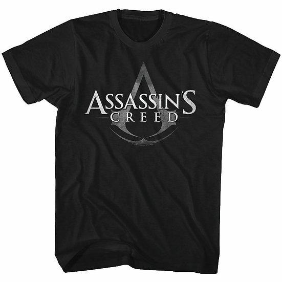 ASSASSINS CREED T-Shirt / Assasin's Creed Logo Video Game Men's Tee