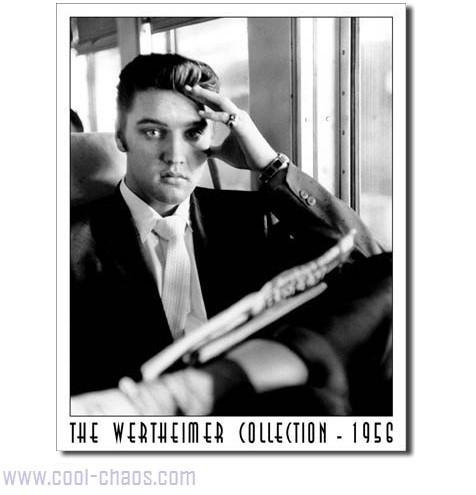 1956 Going Home Elvis Sign