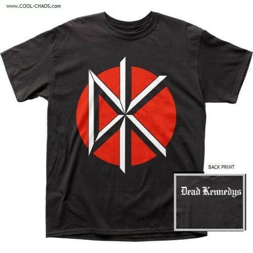 Dead Kennedys T-Shirt / Dead Kennedy's DK Brick Logo Punk Rock Tee
