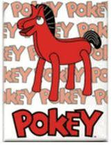 Gumby & Friends Pokey Magnet