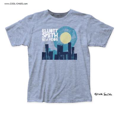 Elliott Smith T-Shirt / Elliott Smith New Moon Indie Rock Tee