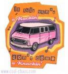 If This Van's A Rockin' Don't Come A Knocking Air Freshener