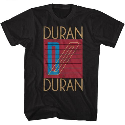DURAN DURAN T-SHIRT / 80'S DURAN DURAN RETRO THROWBACK NEW WAVE ROCK TEE