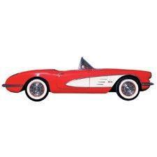 Vintage Corvette Magnet
