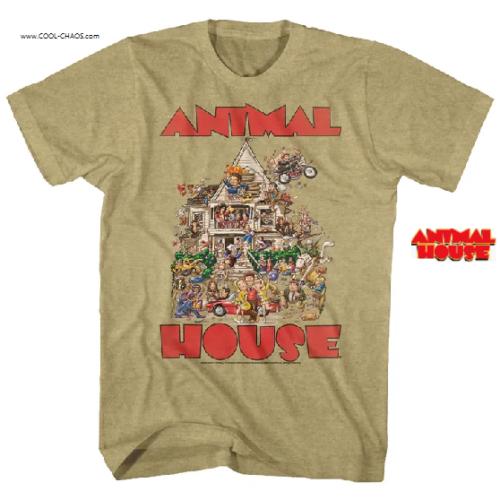 Animal House T-Shirt / Animal House National Lampoon Poster Tee