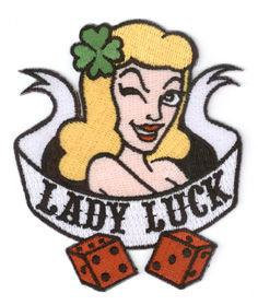 Lady Luck Lucky Patch