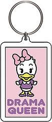 Daisy Duck Keychain