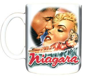 Niagara Marilyn Monroe Collectible Coffee Cup