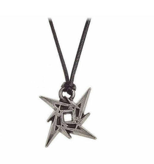 Metallica Necklace / Pewter,Metallica Master of Puppets 1986 Cross Necklace