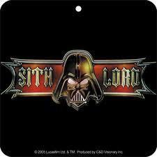 Sith Lord Darth Vader Air Freshener