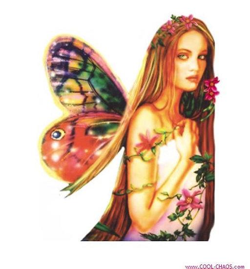 Butterfly Fairytale Fairy Sticker