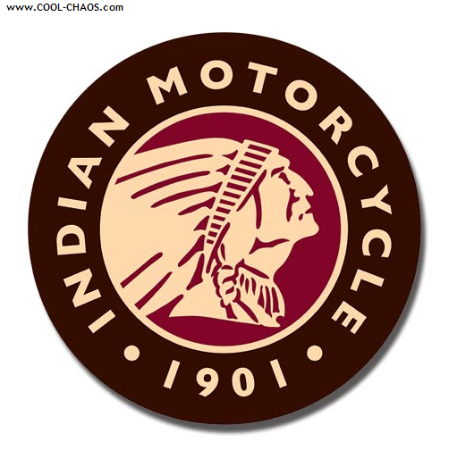 Since 1901 Indian Motorcycle Sign