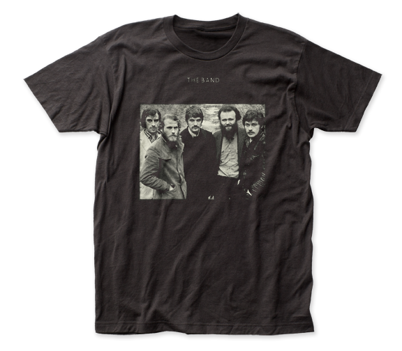 The Band T-Shirt / The Band Album Cover Retro Rock Tee