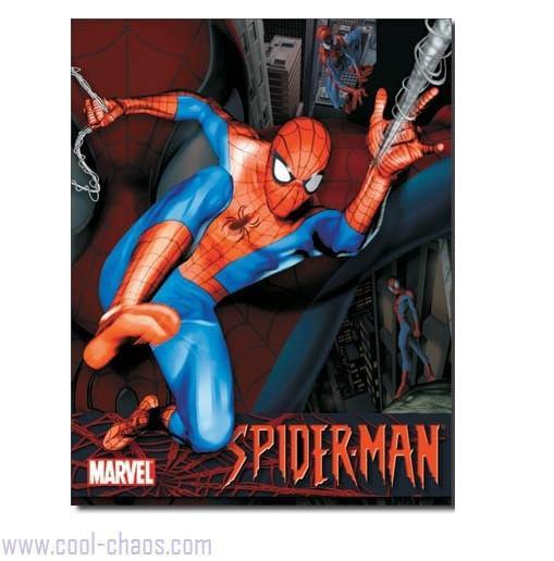 Webslinger Spiderman Tin Sign
