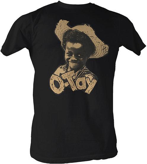 Buckwheat T-Shirt / Buckwheat says 'O'Tay' Tee