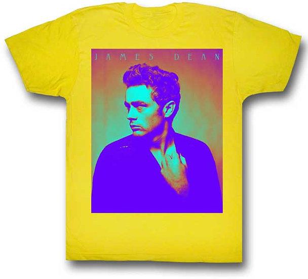 James Dean T-Shirt / Ombre Neon James Dean Movie Tee
