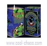 Grateful Dead Candle Tin