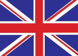 Union Jack Flag Postcard