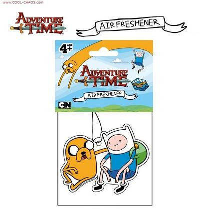 Adventure Time with Finn & Jake Air Freshener
