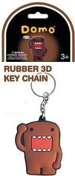 Domo-Kun Keychain