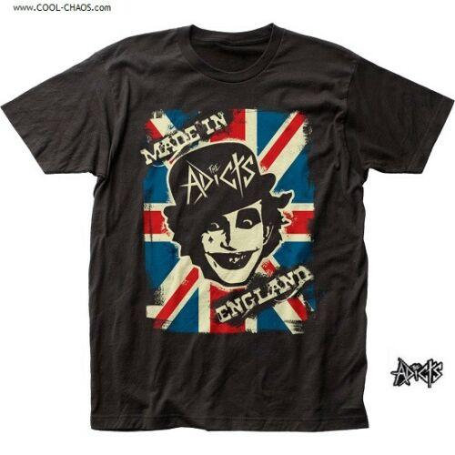 The Adicts T-Shirt / The Adicts Made in England Tee