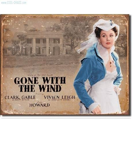 Tara Gone with the Wind Sign