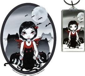 Jasmine Becket-Griffith Cats & Bats Gift Set