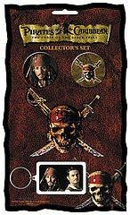 Pirates of the Carribean Keychain Accessories