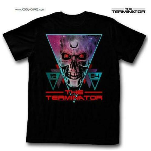 The Terminator T-Shirt / Terminator 1984 Throwback Tee