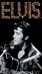 Rare Elvis Sticker