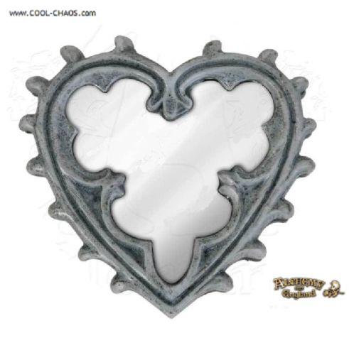 Celtic Knot Heart Compact Mirror