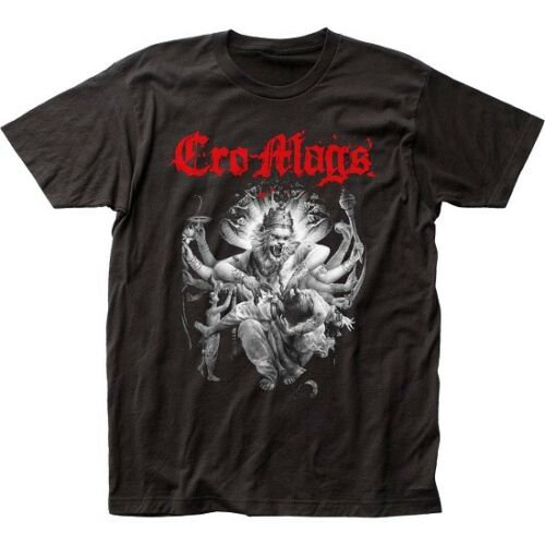 Cro-Mags T-Shirt / Cro-mags Best Wishes Rock Tee