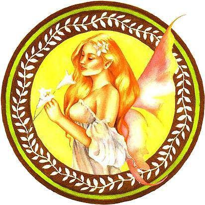 Hope Fairy Angel Sticker