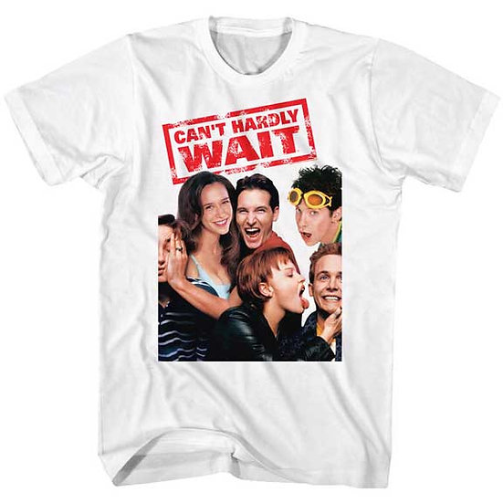 Can't Hardly Wait T-Shirt / 90s Movie Poster Men's Tee