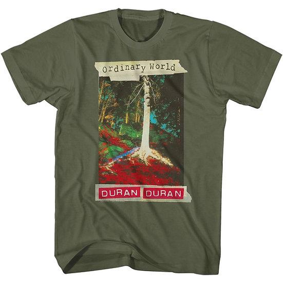 DURAN DURAN T-Shirt / 90'S 80'S NEW WAVE 'ORDINARY WORLD' ROCK TEE