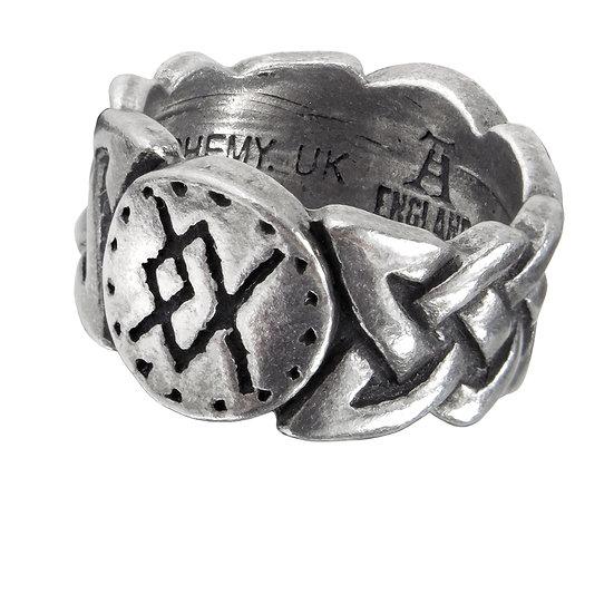 Virility Rune Viking Ring
