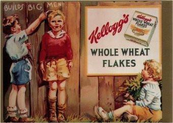 Kellogg's Corn Flakes Fridge Magnet