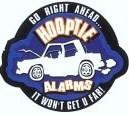Hooptie Car Alarm Stickers