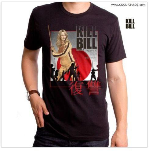 Rising Sun' Kill Bill T-Shirt / Men's Funny Tee