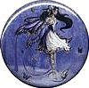 Violet Melody Fairy Button