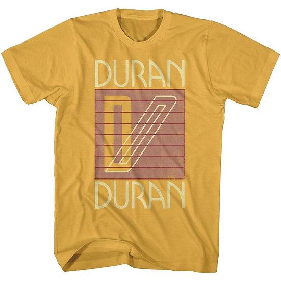 Duran Duran T-Shirt / 80s Throwback Rock Tee
