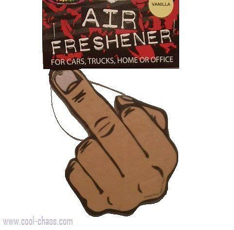 Finger Air Freshener