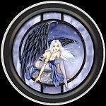 Dusk Fairy Tin box