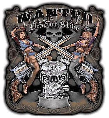 For the Cowboys Sexy Cowgirl Pin-up Girl Sticker