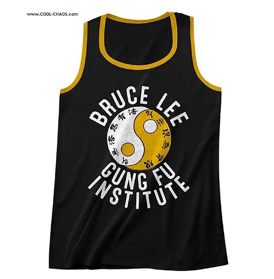 Bruce Lee Yin Yang 'Gung Fu Institute' Men's Tank Top