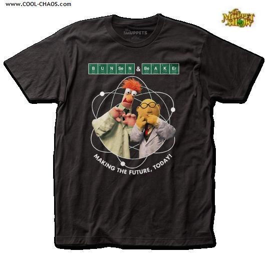 The Muppets Bunsen and Beaker T-Shirt / The Muppet Show Tee