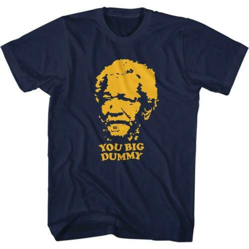 Fred Sanford T-Shirt / 'You Big Dummy' REDD FOXX TEE