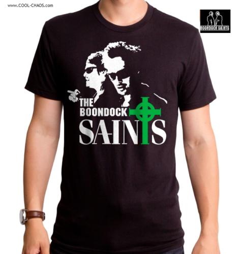 The Boondock Saints T-Shirt / Celtic Cross Tee