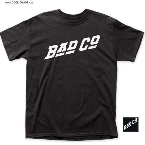Bad Company T-Shirt / Retro reissue Rock Tee