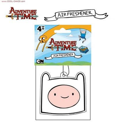Adventure Time with Finn & Jake-Finn Air Freshener